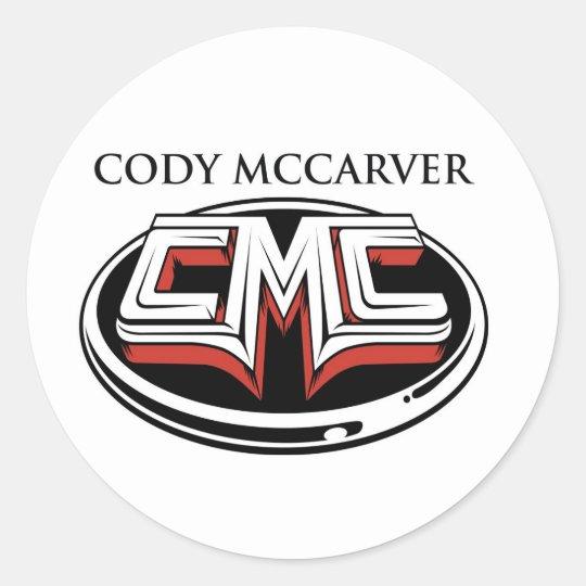 CMC Large Sticker