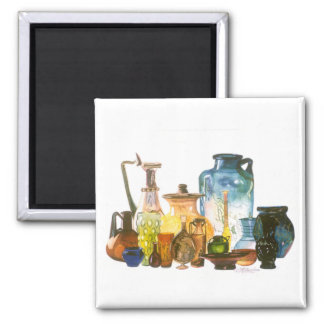 CMCarlson Antique Vases Magnet