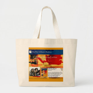 CMGAlbum1, Certified Money Gettas (CMG) Large Tote Bag
