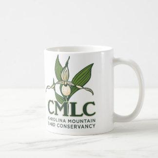 CMLC Lady Slipper logo Classic White Coffee Mug