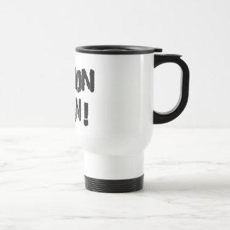 C'Mon Man! Tall Mug