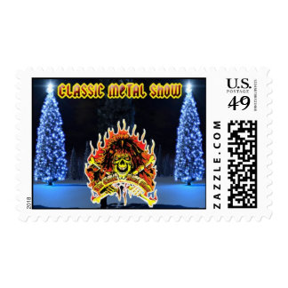 CMS Christmas Postage - Customized