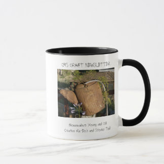 CM's CRAFT Fan Club Mug