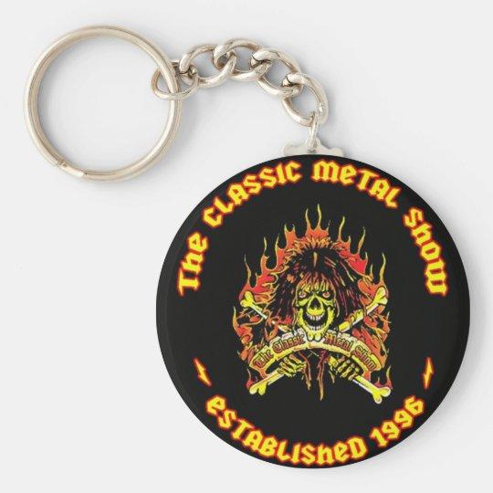 CMS Keychain Zazzle