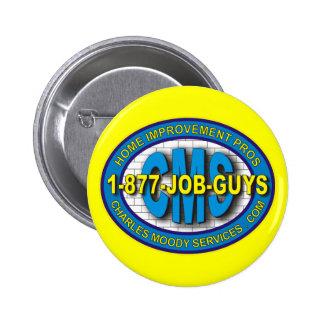 CMS Logo 2011 Pin