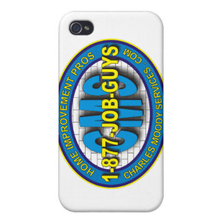 CMS Logo 2011 Cases For iPhone 4
