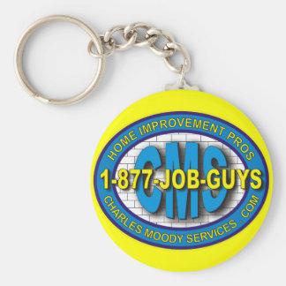 CMS Logo 2011 Keychains