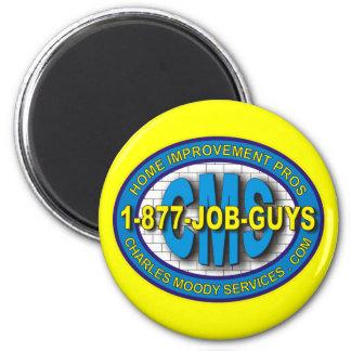 CMS Logo 2011 Refrigerator Magnet
