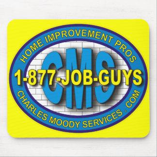 CMS Logo 2011 Mouse Pad