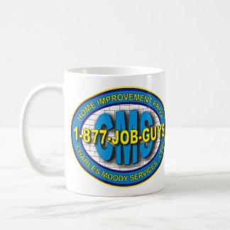 CMS Logo 2011 Coffee Mugs