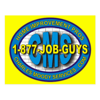 CMS Logo 2011 Postcard