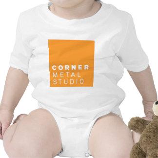 cms logo baby bodysuit