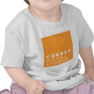 cms logo tee shirt