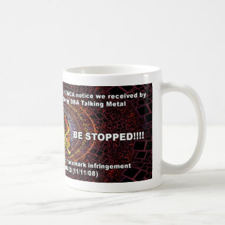 CMS no puede ser taza de café parada