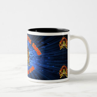 CMS Two-Toned Coffee Cup - Customized Two-Tone Coffee Mug