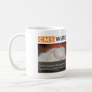CMSWire Headlines Coffee Mug