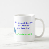 CMT Awareness Ribbon Mug 2