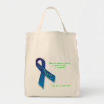 CMT Awareness Ribbon Tote Bag 3
