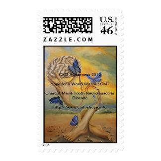 CMT Awareness Stamp 2012