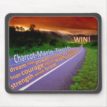 CMT Strength Mousepad