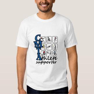 CMTA Athlete supporter men's T-Shirt