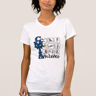 CMTA Athletes ladies T-Shirt