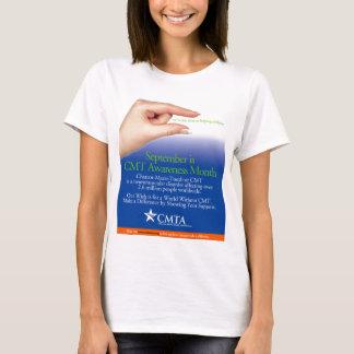CMTA Awareness 2013 t-shirts