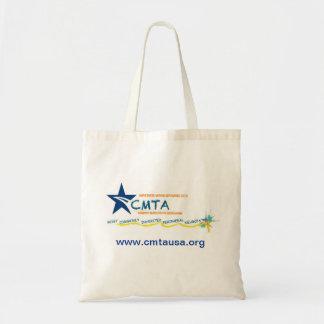 CMTA Budget Tote AM 2012 Canvas Bag