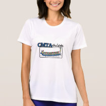 CMTAthlete Rowing T-Shirt Performance Micro-Fiber