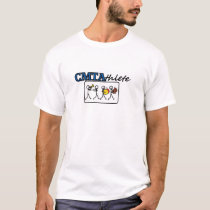 CMTAthlete T-Shirt Marching Band color