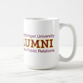 CMU Integrative Public Relations Alumni coffee mug