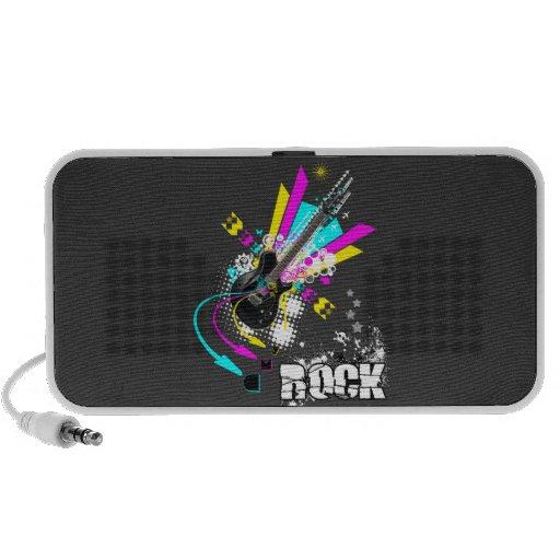CMY Rock Travel Speaker