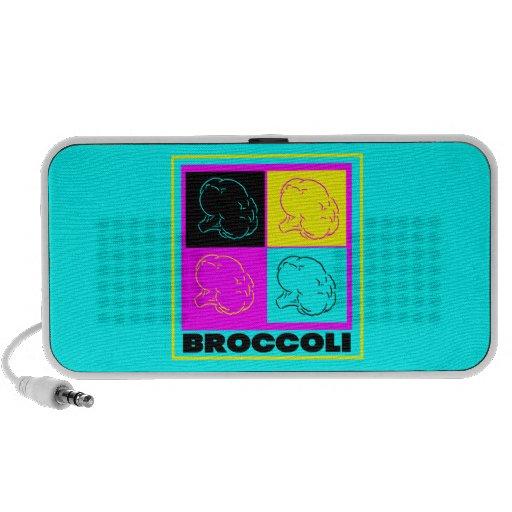 cmyk BROCCOLI display iPhone Speaker