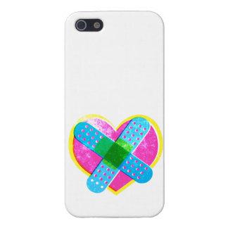 CMYK - Broken Heart iPhone SE/5/5s Case