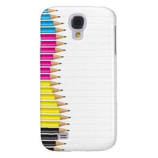 CMYK Case Samsung Galaxy S4 Cases