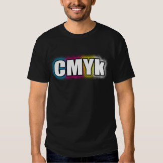 CMYk Dark Shirt