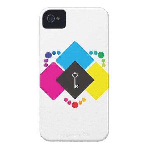 CMYK iPhone 4 CASE