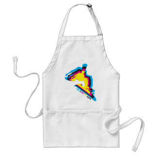 CMYK is Not  a Crime Adult Apron