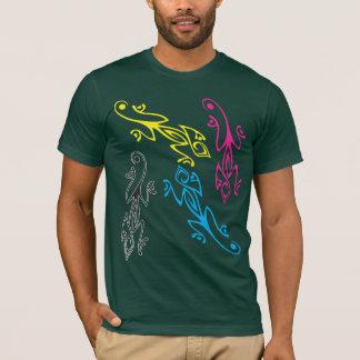 CMYK Lizards T-Shirt