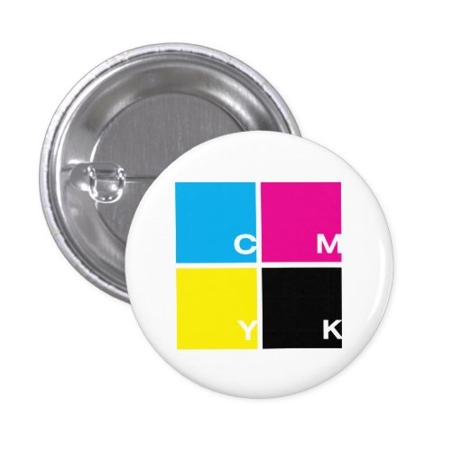 CMYK: Los cuatro esenciales Pin