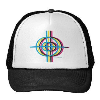 CMYK MESH HATS