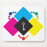 CMYK MOUSE PAD