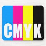 CMYK - mousepad