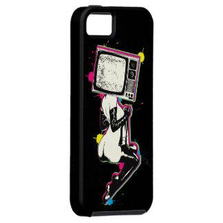 Cmyk pin-up iPhone SE/5/5s case