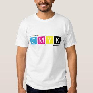 CMYK Pre-Press Colors Shirt