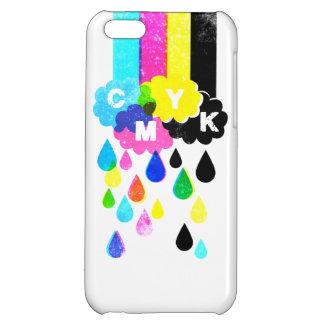 CMYK - Rainbow iPhone 5C Case