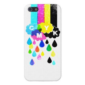 CMYK - Rainbow iPhone SE/5/5s Case