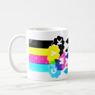 CMYK - Rainbow Mug