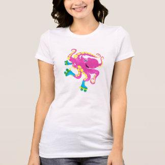 CMYK - Rollerskate Octopus T Shirts