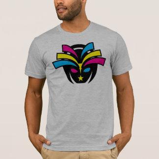 CMYK Samurai T-Shirt